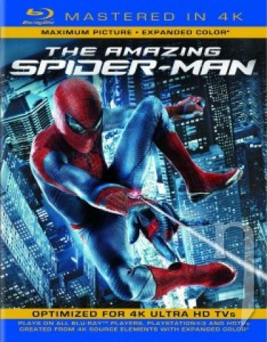 BLU-RAY Film - Amazing Spider-Man