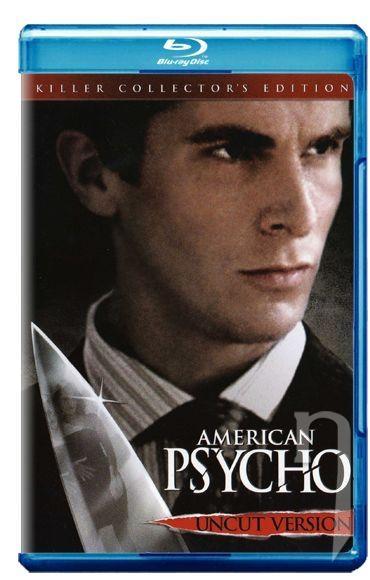 BLU-RAY Film - Americké psycho (Blu-ray)