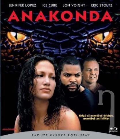BLU-RAY Film - Anakonda (Blu-ray)