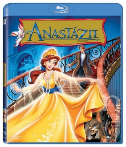 BLU-RAY Film - Anastázie (Bluray)