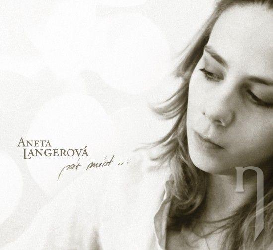 DVD Film - Aneta Langerová - Pár míst - DVD/CD