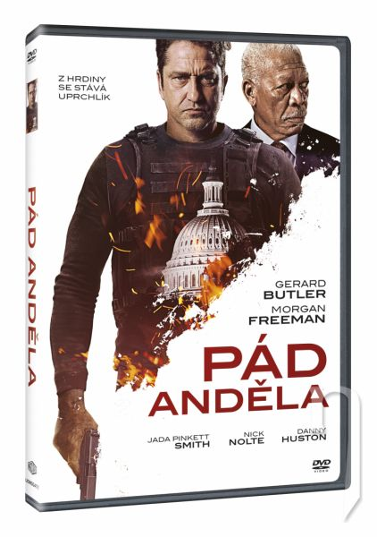 DVD Film - Angel Has Fallen