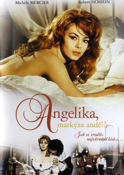 Angelika, markíza anjelov (DVD)