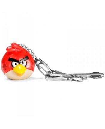 Angry Birds červený - kľúčenka