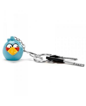 Angry Birds modrý - kľúčenka