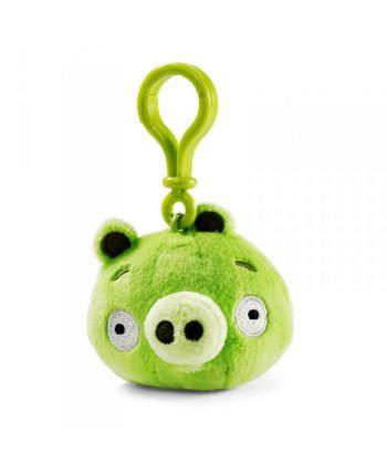 Plyšový Angry Birds Pig zelený - prívesok