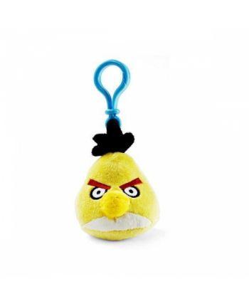 Plyšový Angry Birds žltý - prívesok