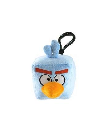 Plyšový Angry Birds - Space ledový - přívěsek