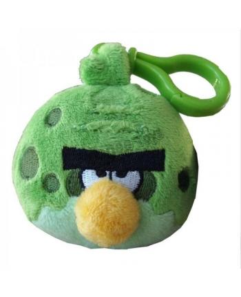 Plyšový Angry Birds - Space zelený - prívesok
