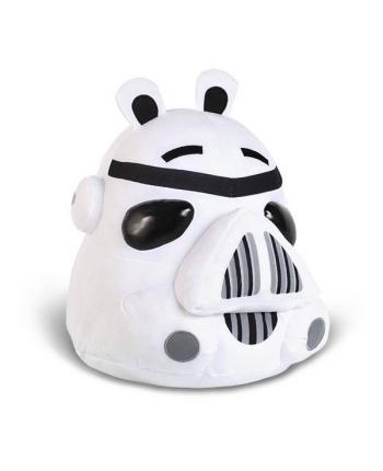 Plyšový Angry Birds - Star Wars Trooper biely (12,5 cm)