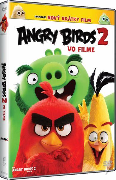 DVD Film - Angry Birds ve filmu 2