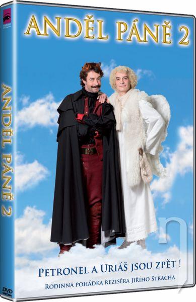 DVD Film - Anděl Páně 2