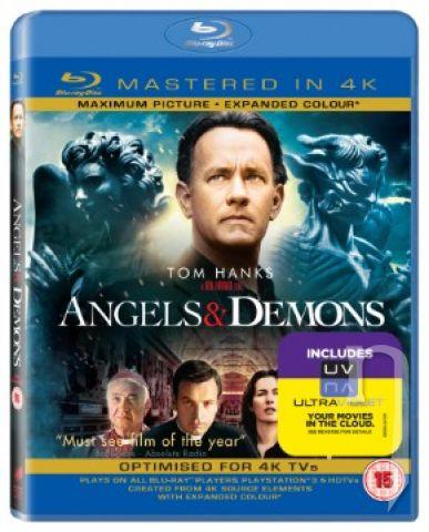 BLU-RAY Film - Andělé a démoni