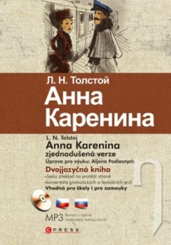 Kniha - Anna Karenina