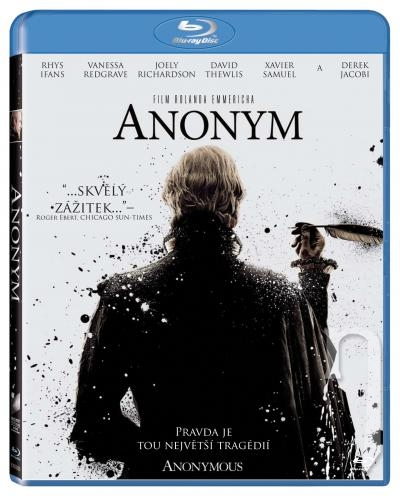 BLU-RAY Film - Anonym (2011)