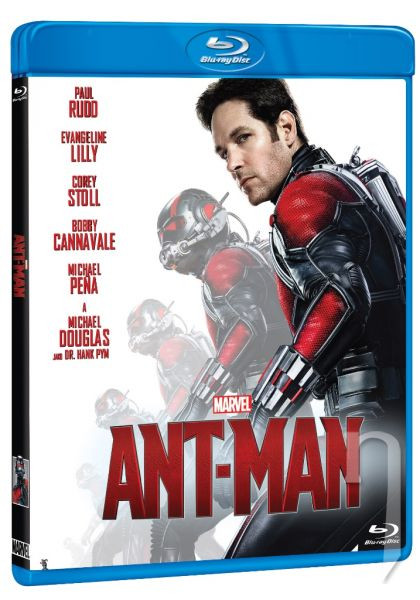 BLU-RAY Film - Ant Man