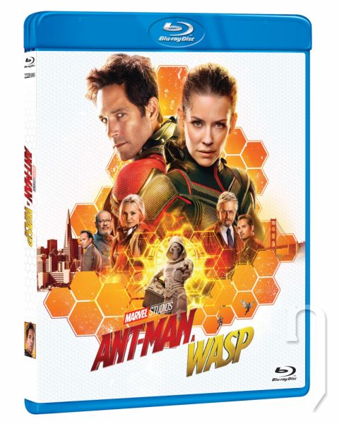 BLU-RAY Film - Ant-Man a Wasp