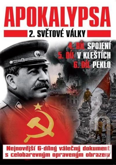 DVD Film - Apokalypsa 2. světové války 4.-6. díl