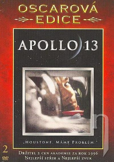 DVD Film - Apollo 13 (pap. box)