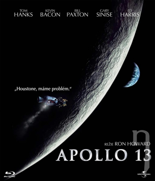 BLU-RAY Film - Apollo 13 (steelbook)