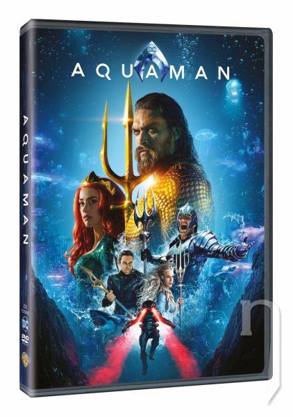 DVD Film - Aquaman