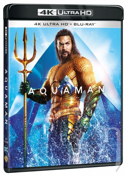 BLU-RAY Film - Aquaman (UHD+BD)