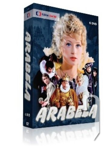 DVD Film - Arabela II. (7 DVD)