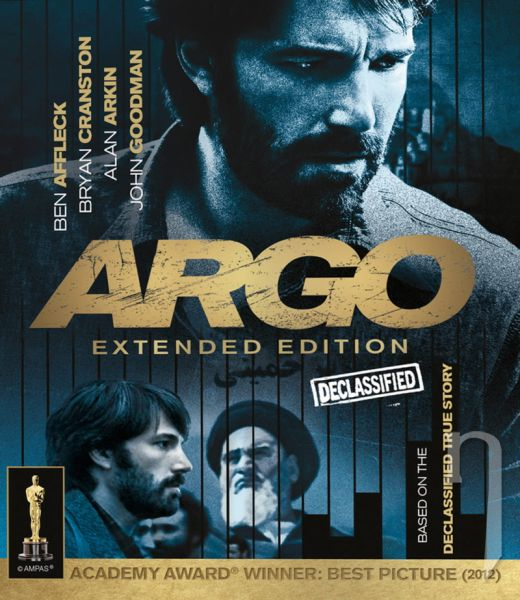 BLU-RAY Film - Argo