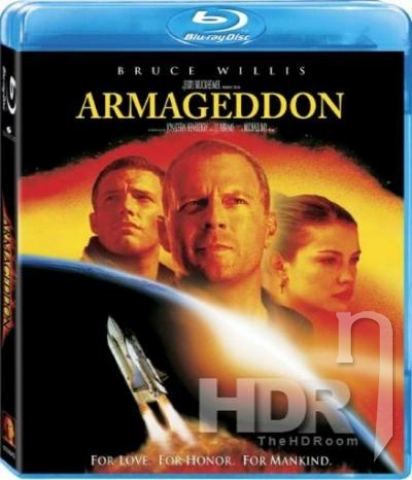 BLU-RAY Film - Armageddon (Blu-ray)