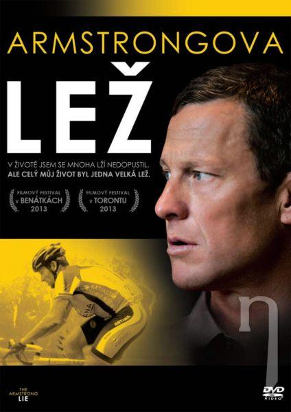 DVD Film - Armstrongova lež