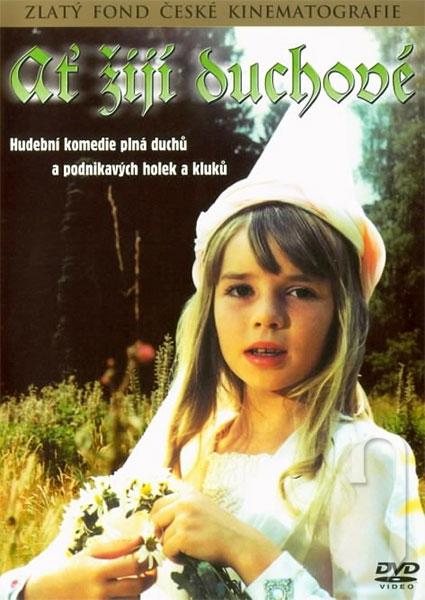DVD Film - Ať žijí duchové