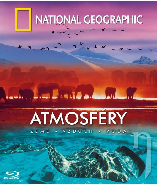 BLU-RAY Film - Atmosféry