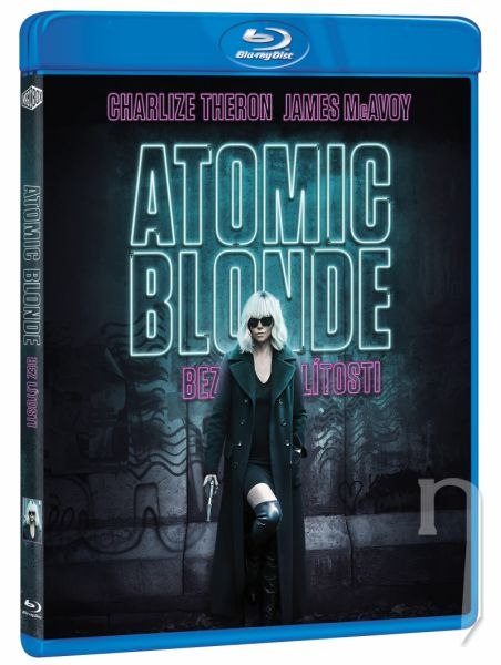 BLU-RAY Film - Atomic Blonde