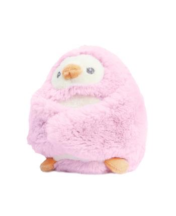 Plyšový tučniak ružový - Aurora Baby (12,5 cm)