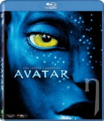BLU-RAY Film - Avatar (Blu-ray)