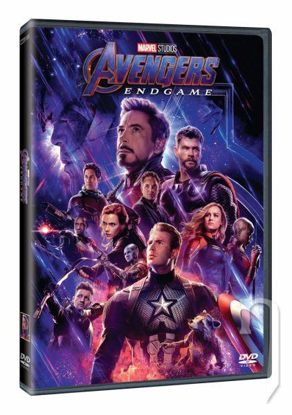 DVD Film - Avengers: Endgame