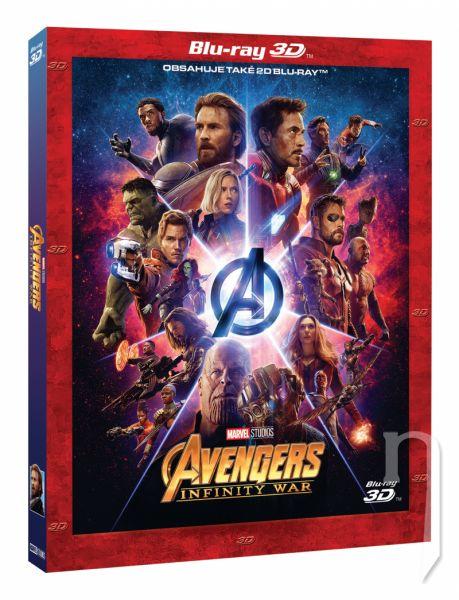 BLU-RAY Film - Avengers: Infinity War