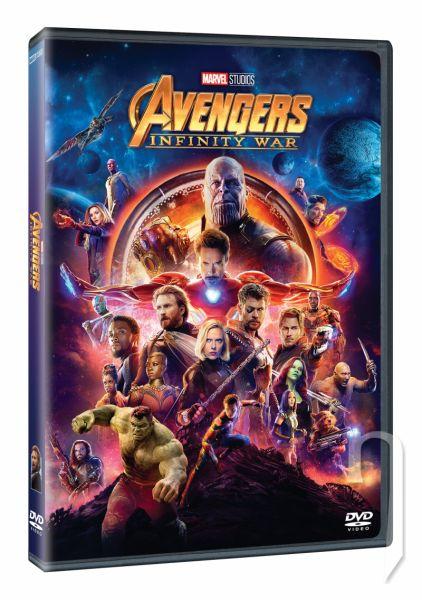 9a1ddf66f DVD Film ~ Avengers: Nekonečná vojna ~ R. Downey, S. Johansson, D ...