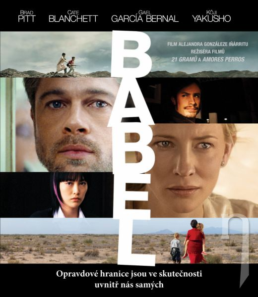 BLU-RAY Film - Babel