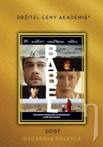DVD Film - Babel