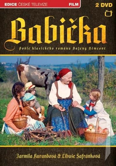 DVD Film - Babička (2 DVD)