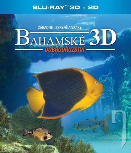 BLU-RAY Film - Bahamské dobrodružství BD (3D)