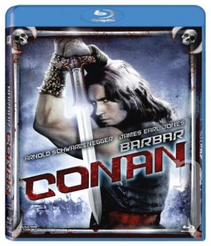 BLU-RAY Film - Barbar Conan (Bluray)