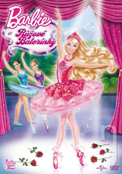 DVD Film - Barbie a Růžové balerínky