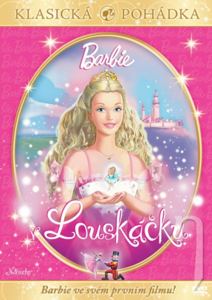 DVD Film - Barbie v Luskáčiku