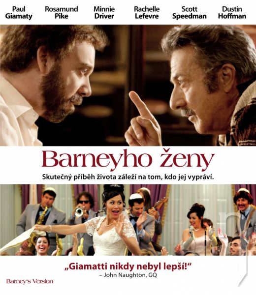 BLU-RAY Film - Barneyho ženy (Bluray)