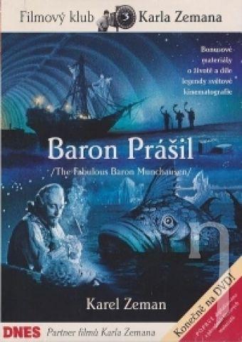 DVD Film - Baron Prášil