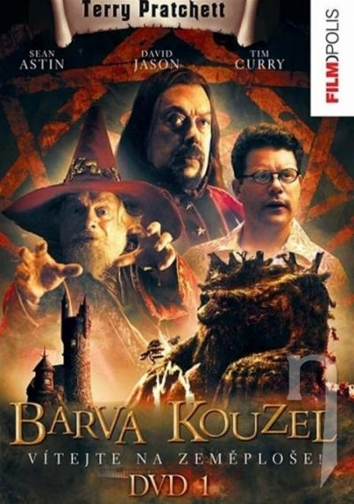 DVD Film - Barva kouzel DVD I. (digipack)