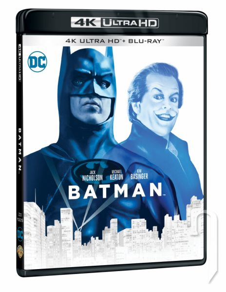 BLU-RAY Film - Batman 2BD (UHD+BD)