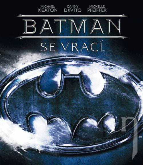BLU-RAY Film - Batman se vrací